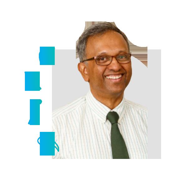 Dr Naren Chellappah OAM (Retired)